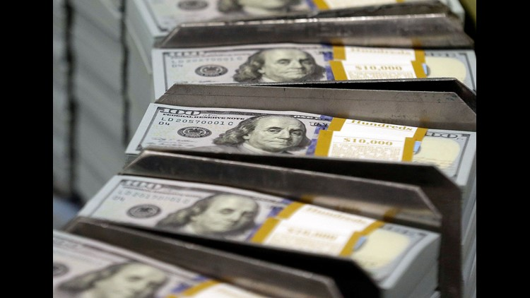Ap Tax Overhaul Company Spending F File A Usa Tx