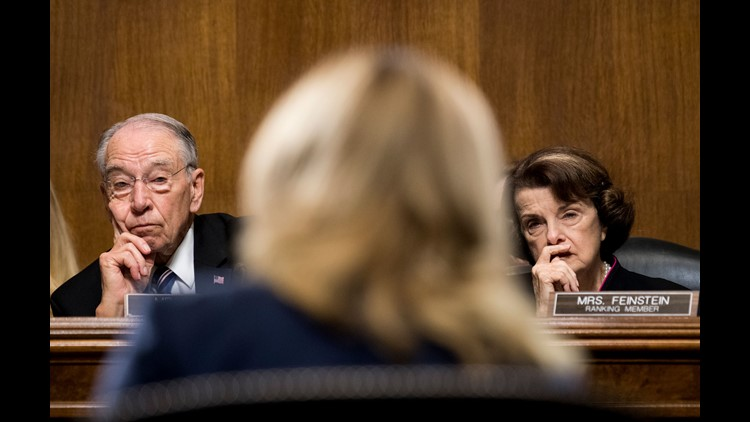 Grassley made waves last week for speculating there aren't more female senators on the Judiciary Committee because 'it's a lot of work.&#39