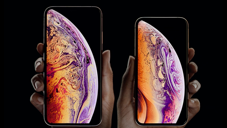At long last Apple's new iPhones are official. As expected the company introduced two new iPhones The iPhone XS super-sized iPhone XS Max