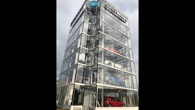 Would you buy a car from a Carvana vending machine? Here's ...