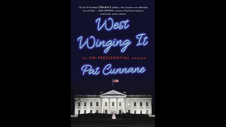 Pat Cunnane was a young staffer for President Obama. He looks back nostalgically in his new memoir, 'West Winging It.' A 3-star book review.