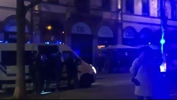 France shooting: Gunman kills four in Strasbourg