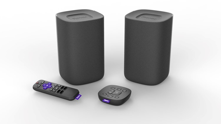Roku just launched a pair of wireless speakers for your (Roku) TV