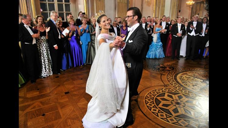 Laney Chantal Wedding