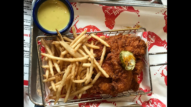 The Nashville Hot Chicken Spot For Everyone Kare11