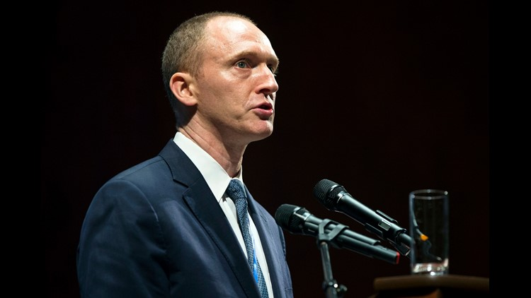 Federal Bureau of Investigation spied upon ex-Trump aide due to his Russian Federation ties