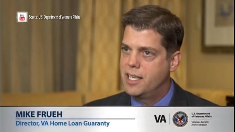 VA Home Loans Mike Frueh