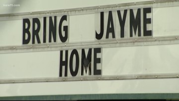 Reporter's Notebook: Covering the search for Jayme Closs