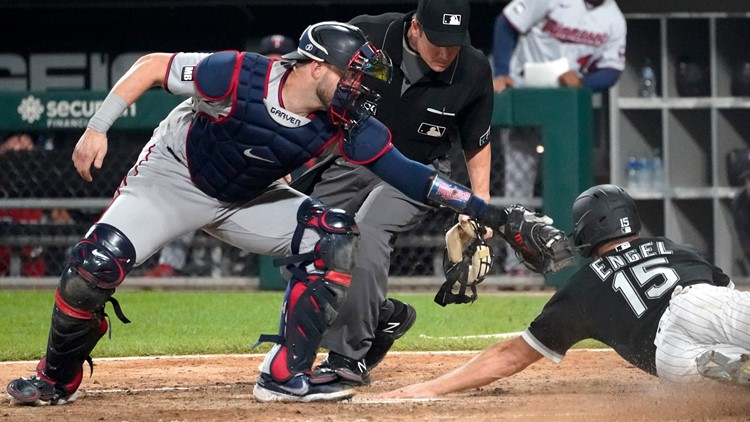 Twins fall to the White Sox in Chicago, 9-5