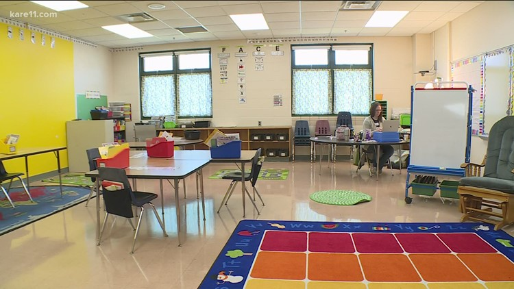 Minneapolis Public Schools transitioning to in-person learning