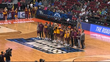 Gophers' players return to tourney with more experience