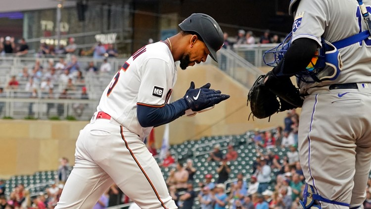 Polanco homers twice as Twins hit 5 in 9-2 win over Royals