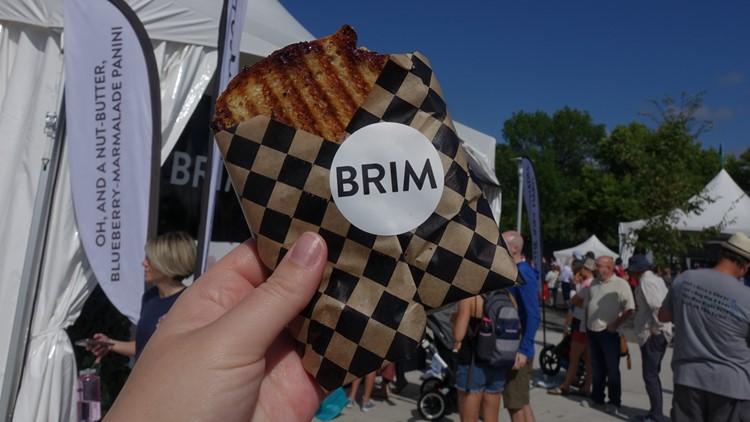 Brim Sota sandwich