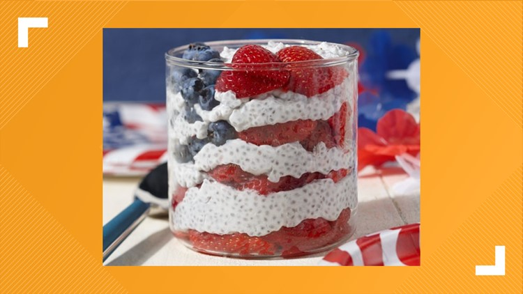 Red, white & blue foods to get patriotic on your plate this July 4th weekend