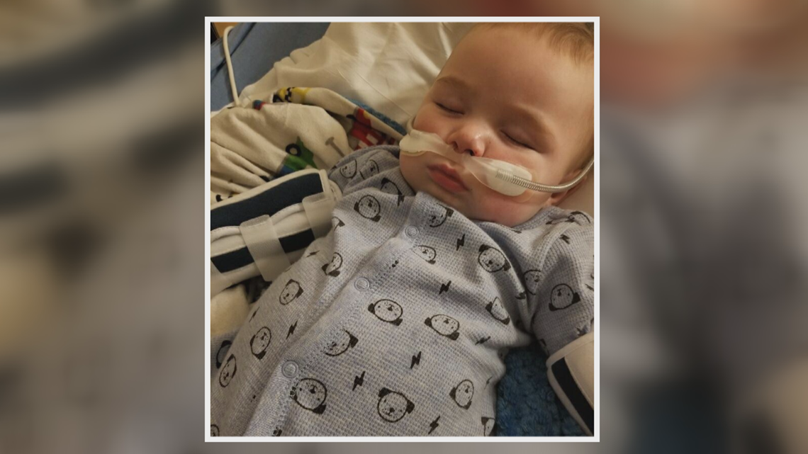Oakdale baby hospitalized for five days with RSV
