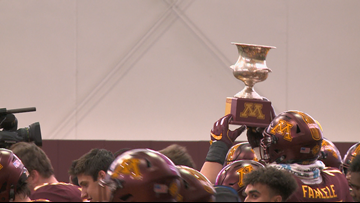 Gophers host annual Spring Football Game