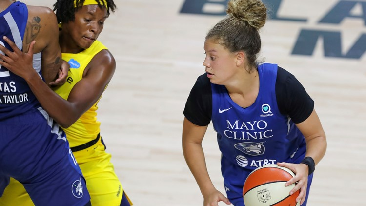 Banham drops career-high seven 3-pointers, 29 points in Lynx win