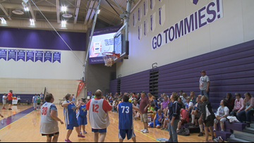 More than 2,500 athletes compete at Special Olympics Minnesota