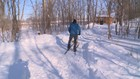 Exploring the winter wonder of Westwood Hills Nature Center