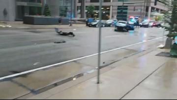 Downtown Minneapolis Crash July 20, 2019