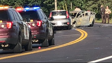 Victims identified in Friday rush hour crash near Andover