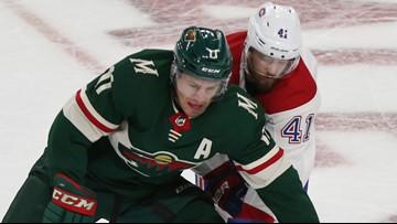 Parise scores winner, Wild beat Canadiens 4-3 for 2nd win