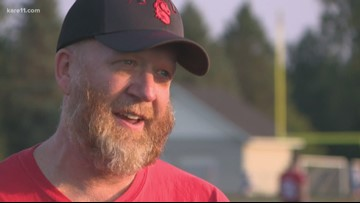 Stillwater 'Tackle Cancer' night celebrates a life lost and a life saved