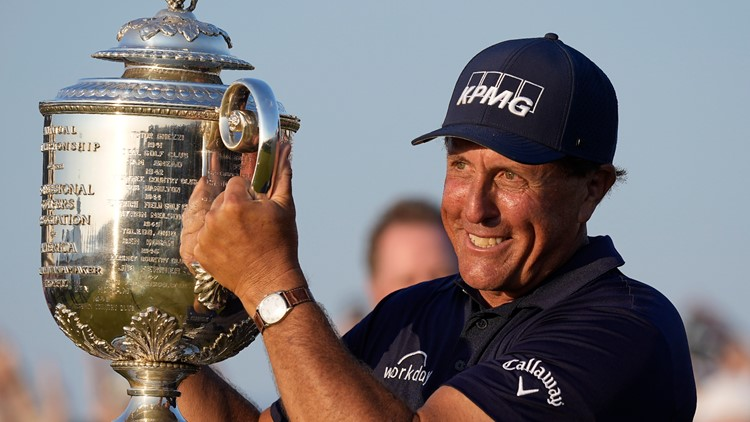 Minnesota golf pros weigh in on Mickelson's major accomplishment