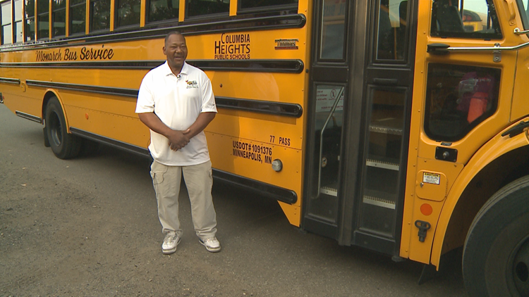 Long-time school bus driver talks pros and cons of the job