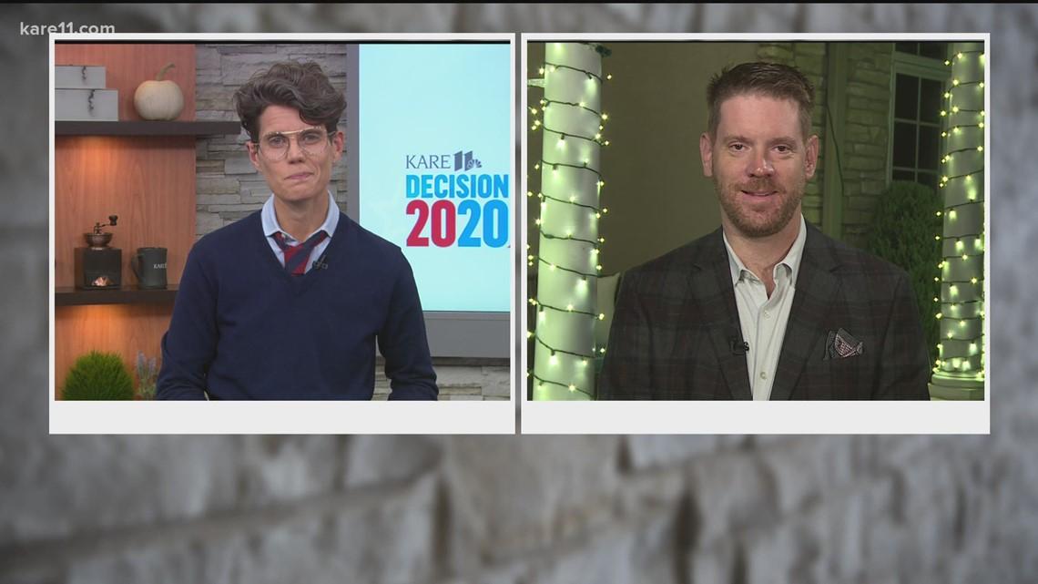 Jana talks with political analyst Brian McClung