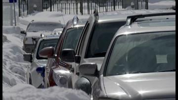 Mpls. winter parking restrictions put parking at a premium