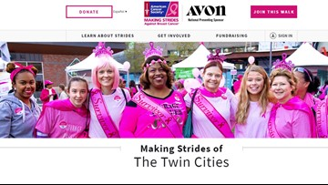 Join the 'Making Strides Against Breast Cancer' walk at MOA