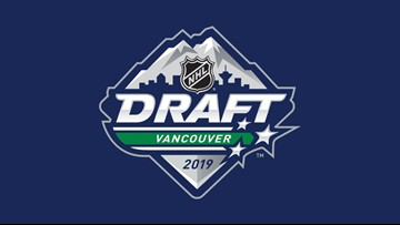 Wild select eight players in 2019 NHL Entry Draft