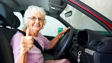 SANDWICH GENERATION:  AARP Minnesota Smart Driver Program boosts seniors' confidence and skills