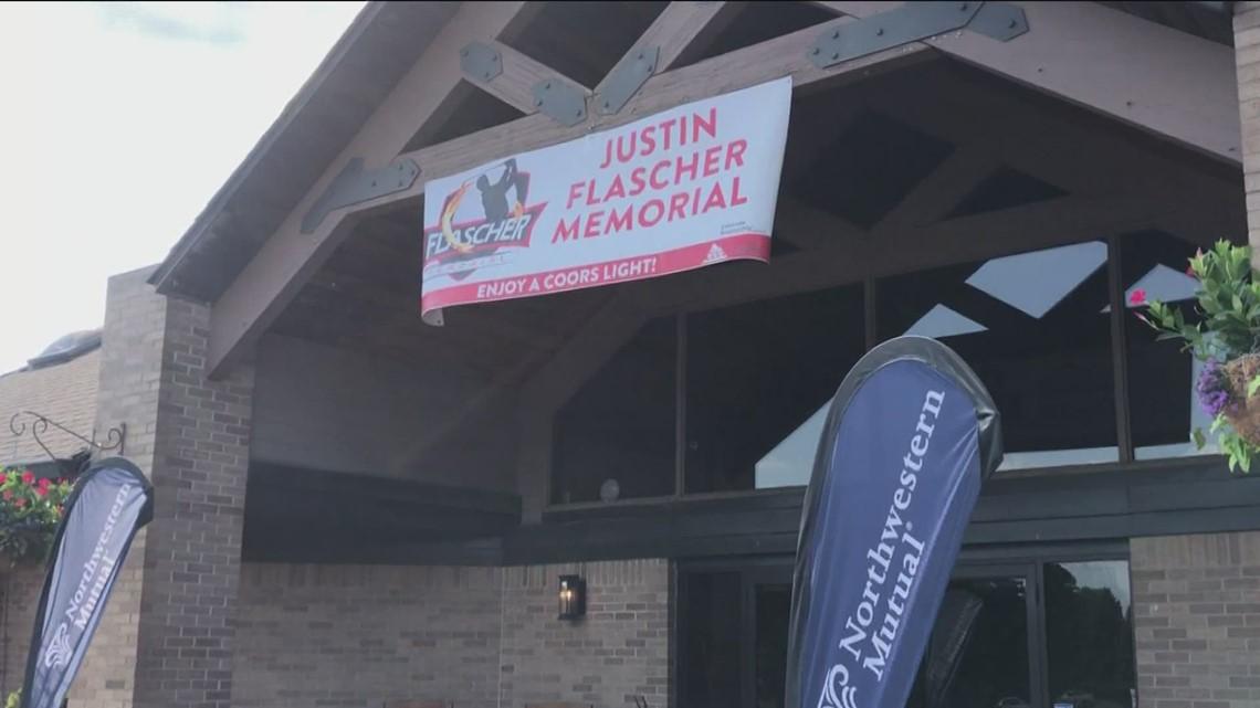 Justin Flascher Memorial Tournament held in West St. Paul