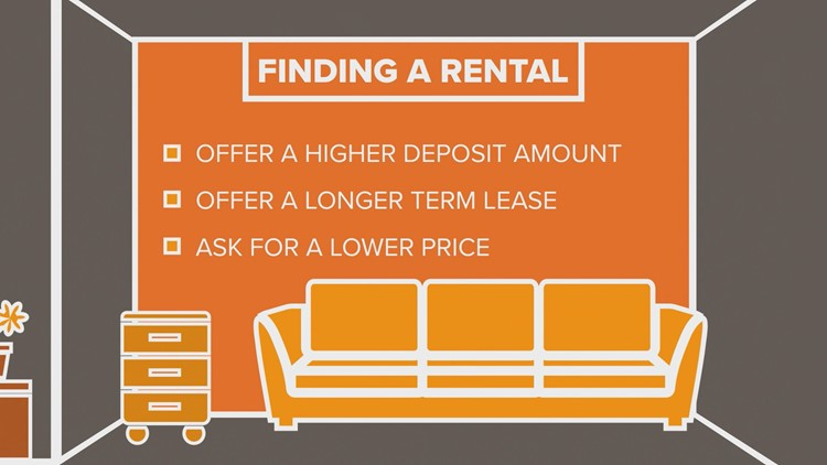 Finding a rental