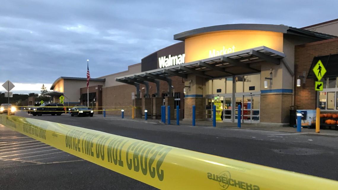 Blaine Police seek Walmart shooting suspect