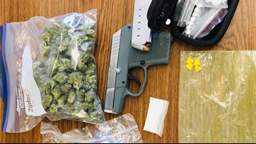 Eagan Police drug bust uncovers cash, drugs and a gun at local hotel