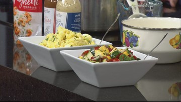 KARE in the Kitchen: Healthy summer salads with a twist