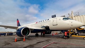 Delta debuts new A220 aircraft at MSP Airport