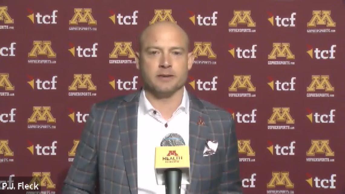 Minnesota football coach PJ Fleck talks Gophers in the Super Bowl