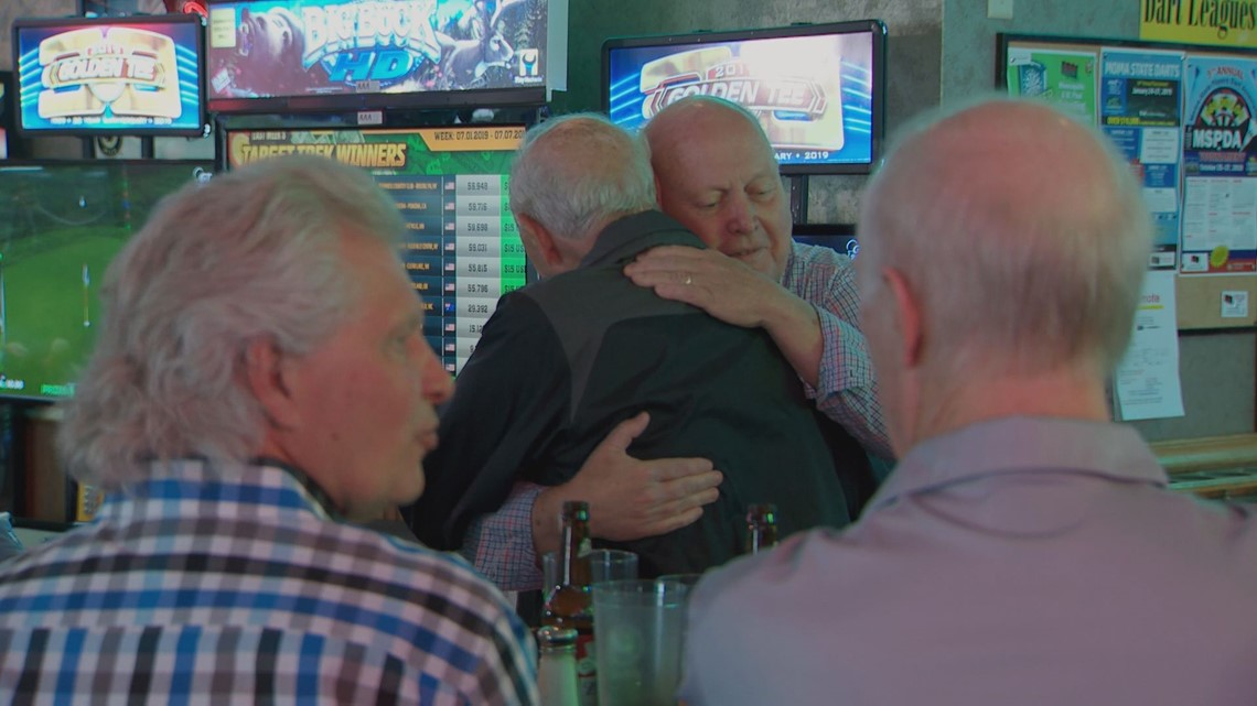 1960s high school hockey team still meets monthly with coach