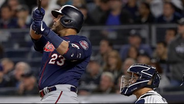 Twins hit multiple bombas, but lose to Yankees in Game 1 of ALDS