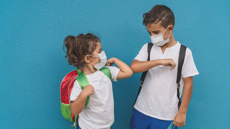 If parents are vaccinated, and kids aren't, what is safe to do this summer?