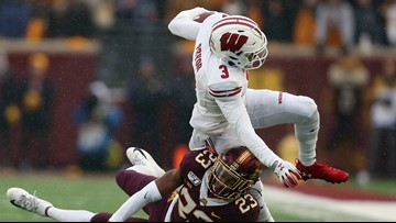 Badgers bounce Gophers from Big Ten title game appearance