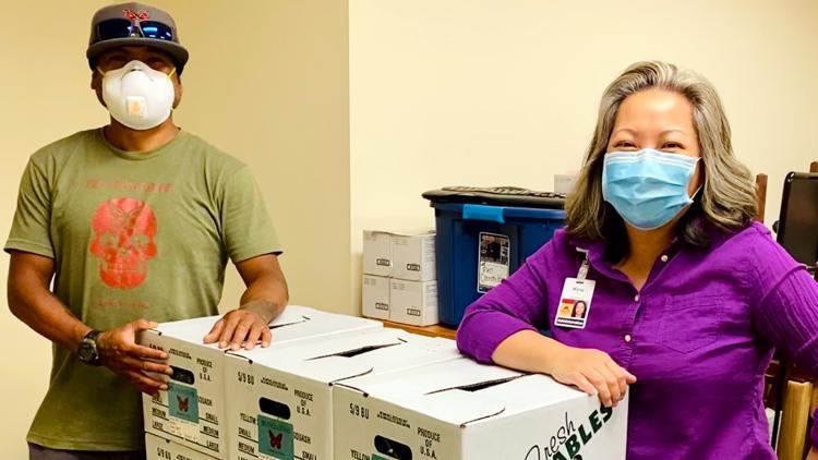 Veggie Rx: Program offers prescriptions for good health from a farm instead of a pharmacy