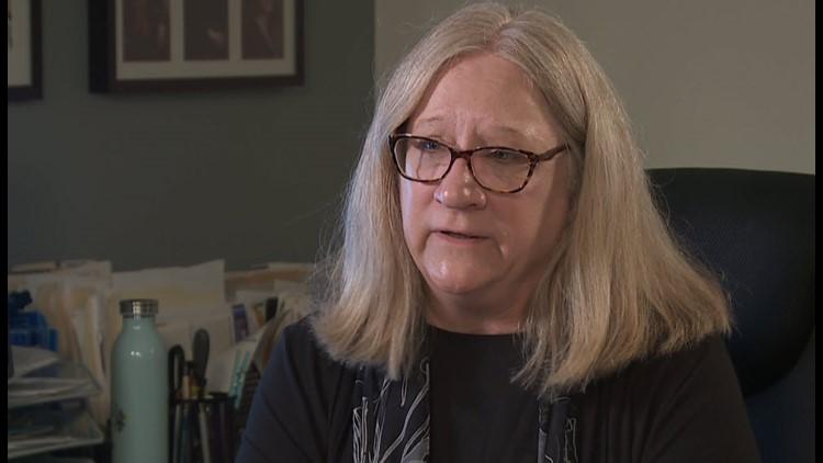 Sue Aberholden of NAMI thinks mental health teams should respond more often.