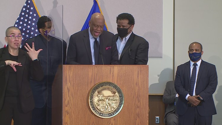 Walz, faith leaders press for police reforms