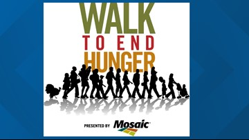 Walk to End Hunger is going on its 12th year at Mall of America this Thanksgiving Day
