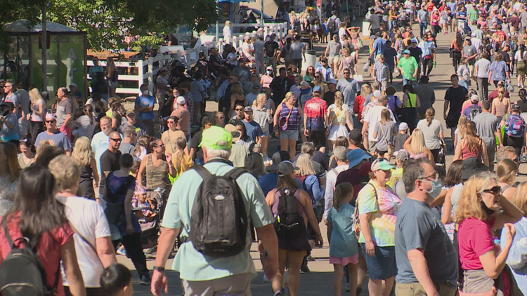 2021 Minnesota State Fair sees smaller crowds, but plenty of tradition